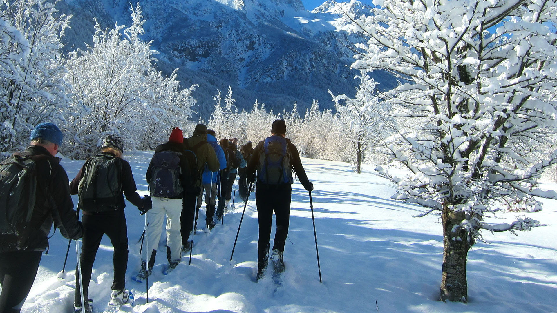 winter holidays europe albania
