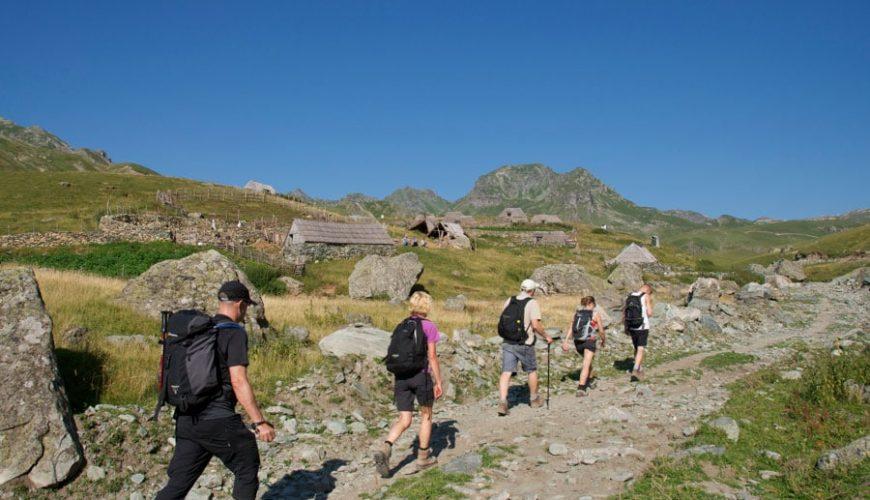 Albania Trekking Tour