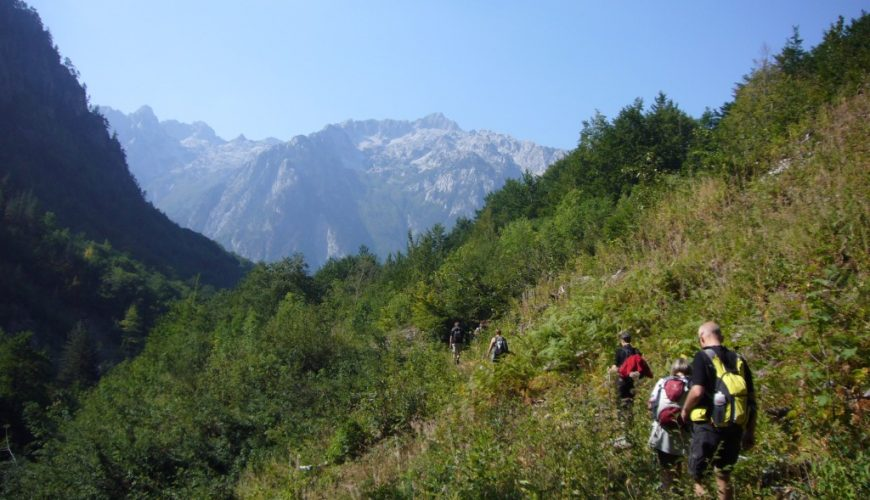 Albania National Parks Tour