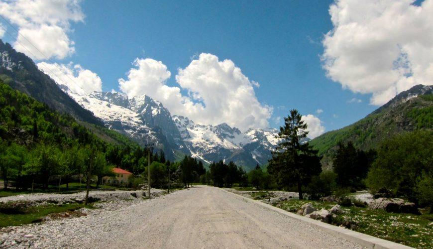 Holiday in Albania and Kosovo