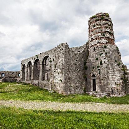 rozafa castle Shkoder Albania day tour