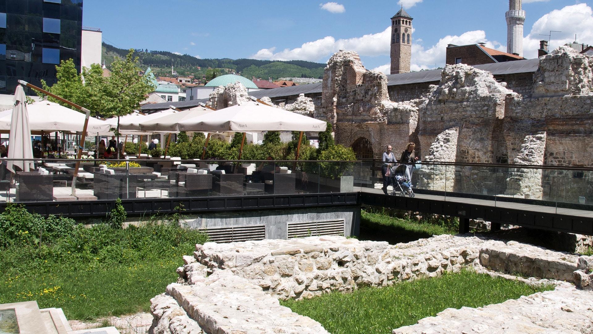 Sarajevo, Sondor travel