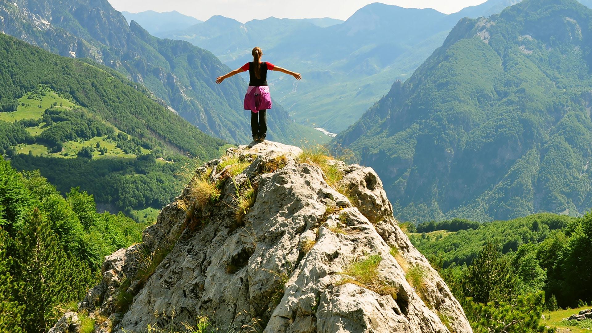Albanian Alps Sondor Travel
