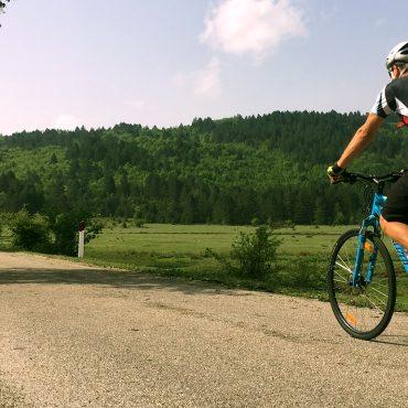 cycling in Albania sondor