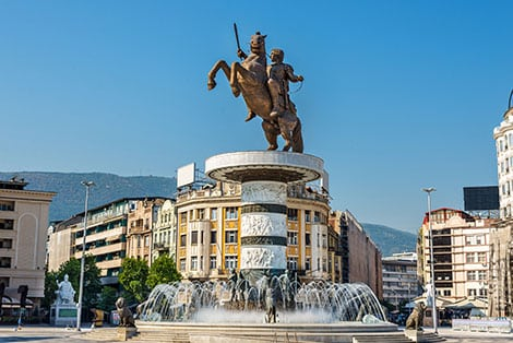 macedonia skopje day tours