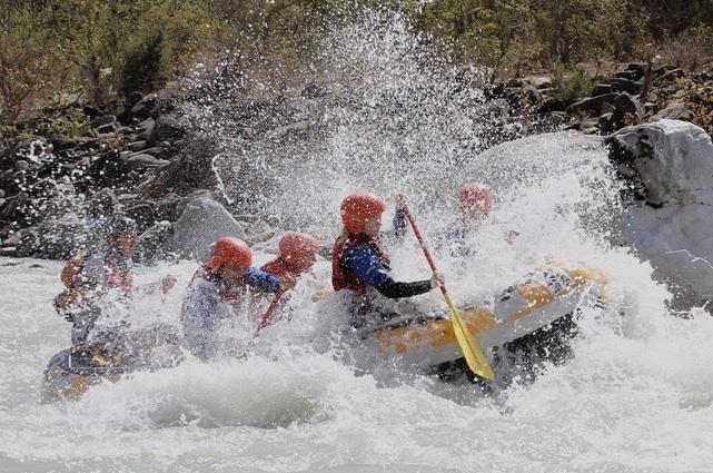 Rafting Lumi Vjosa 6