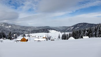 Albania winter snow destinations