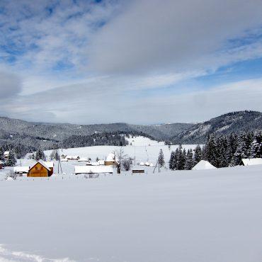 Albanian winter snow destinations