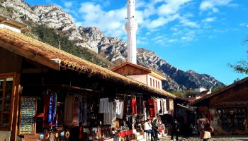 Kruja and Tirana day tour