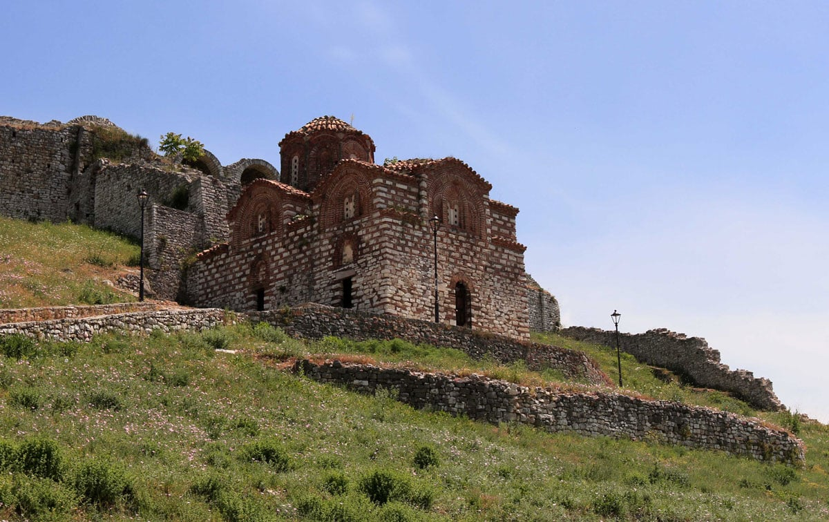 berat church