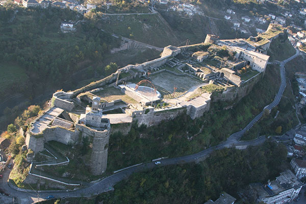 Gjirokastër castle