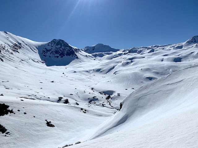 Doberdol Pastures Winter