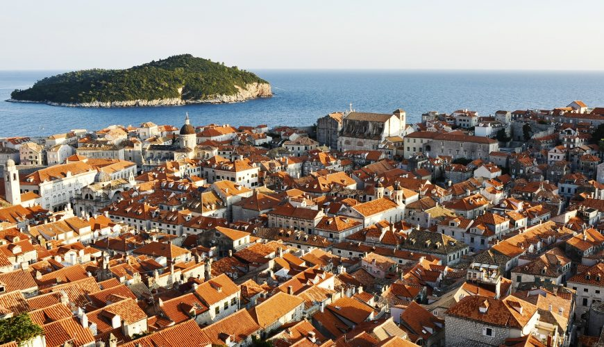 Dubrovnik Cable Car and Walking Tour 1