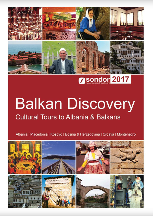 balkan discovery brochure holiday