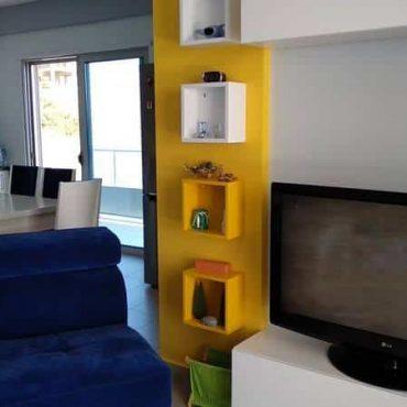 moder apartment