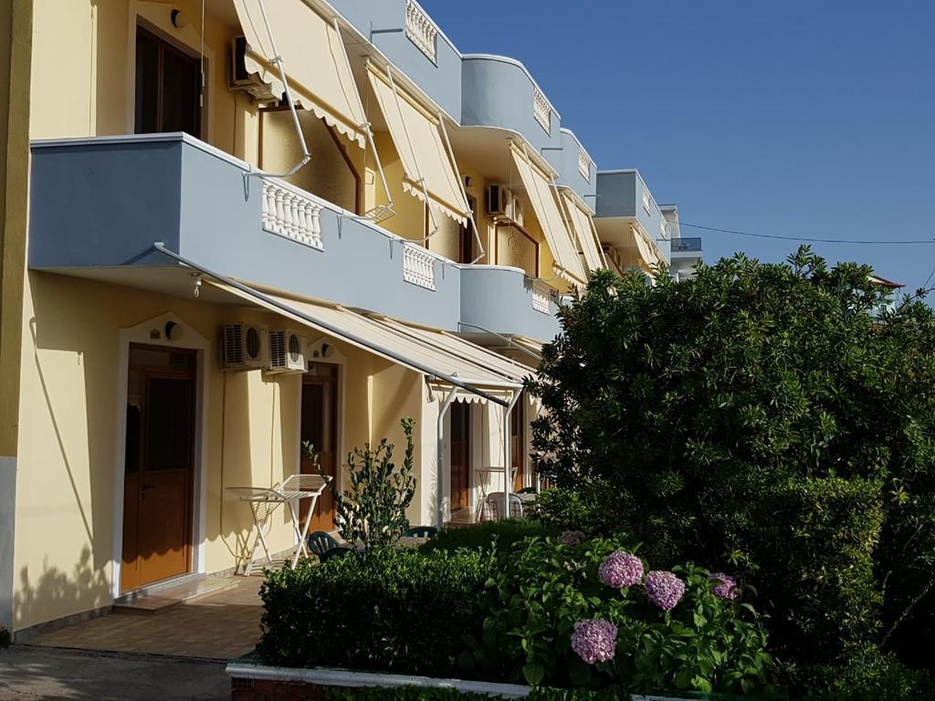 vila rantal albania
