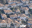 view above berat day tour from durres