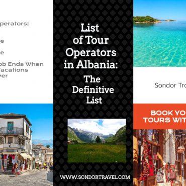 albanian tour operators