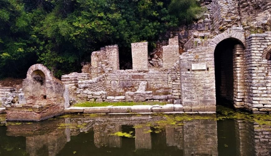 Butrint Day Trip from Saranda