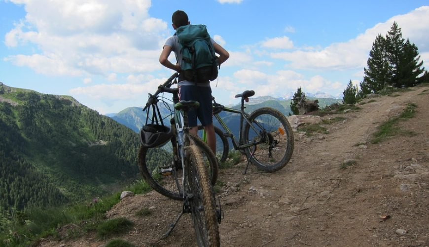 Dajti Mountain Bike Tour