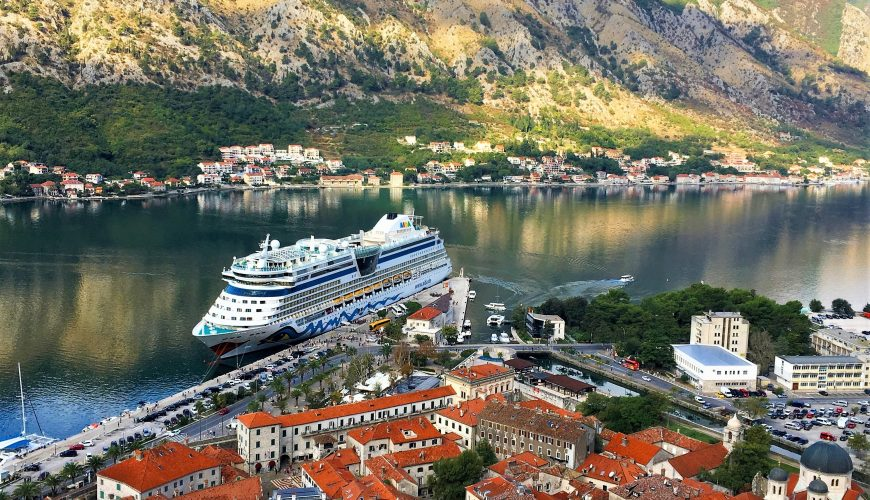 Montenegro in day tour from Kotor