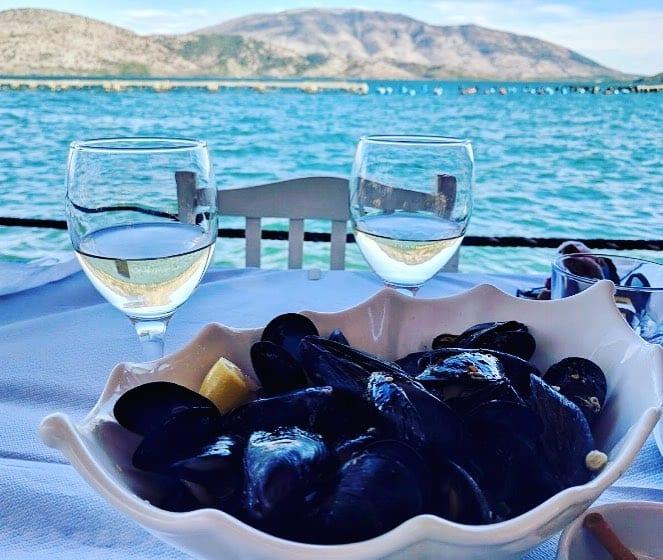 saranda food and wine tours