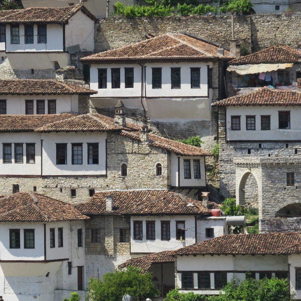 a week in albania