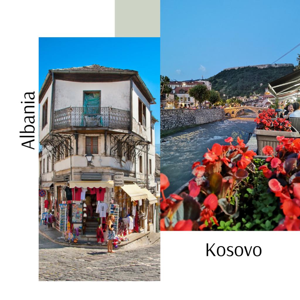 albania 2 weeks itinerary