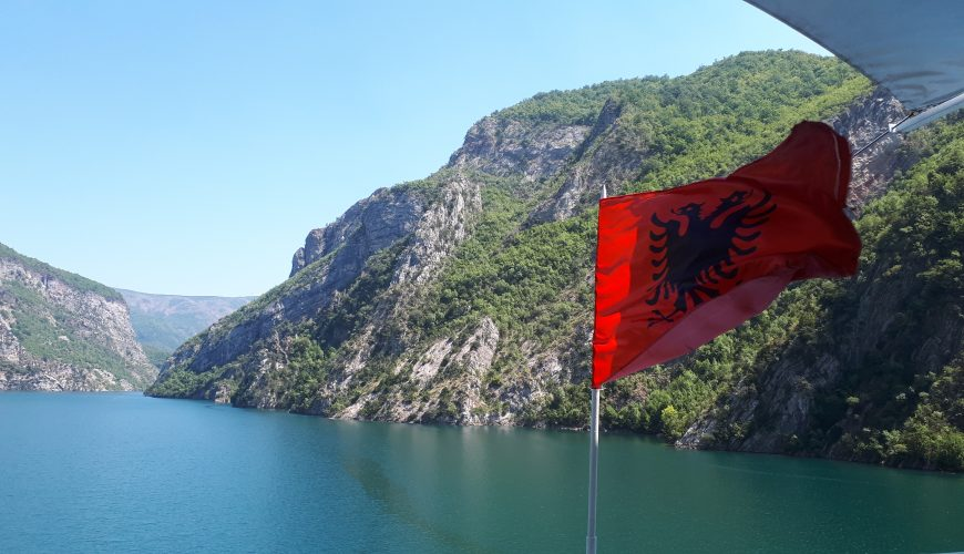 Koman Lake