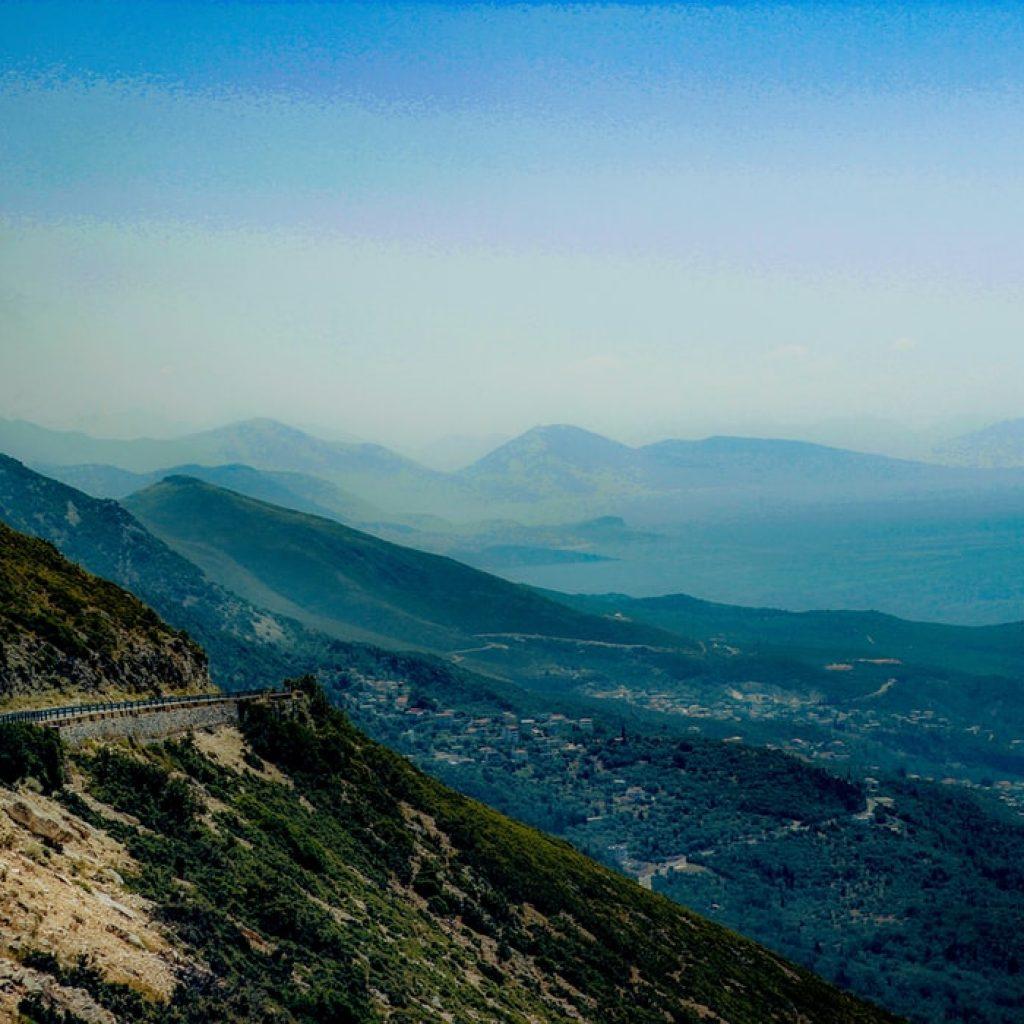 albanian riviera itinerary