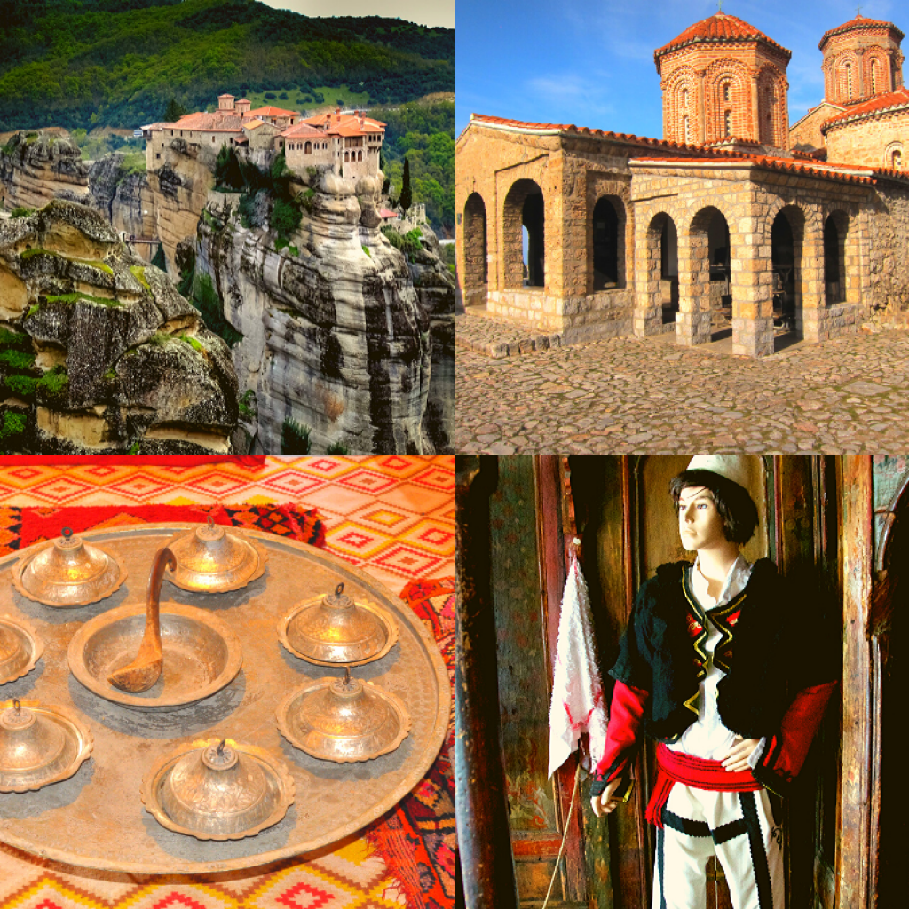 albania 2 week itinerary