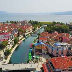 Ohrid to Tirana