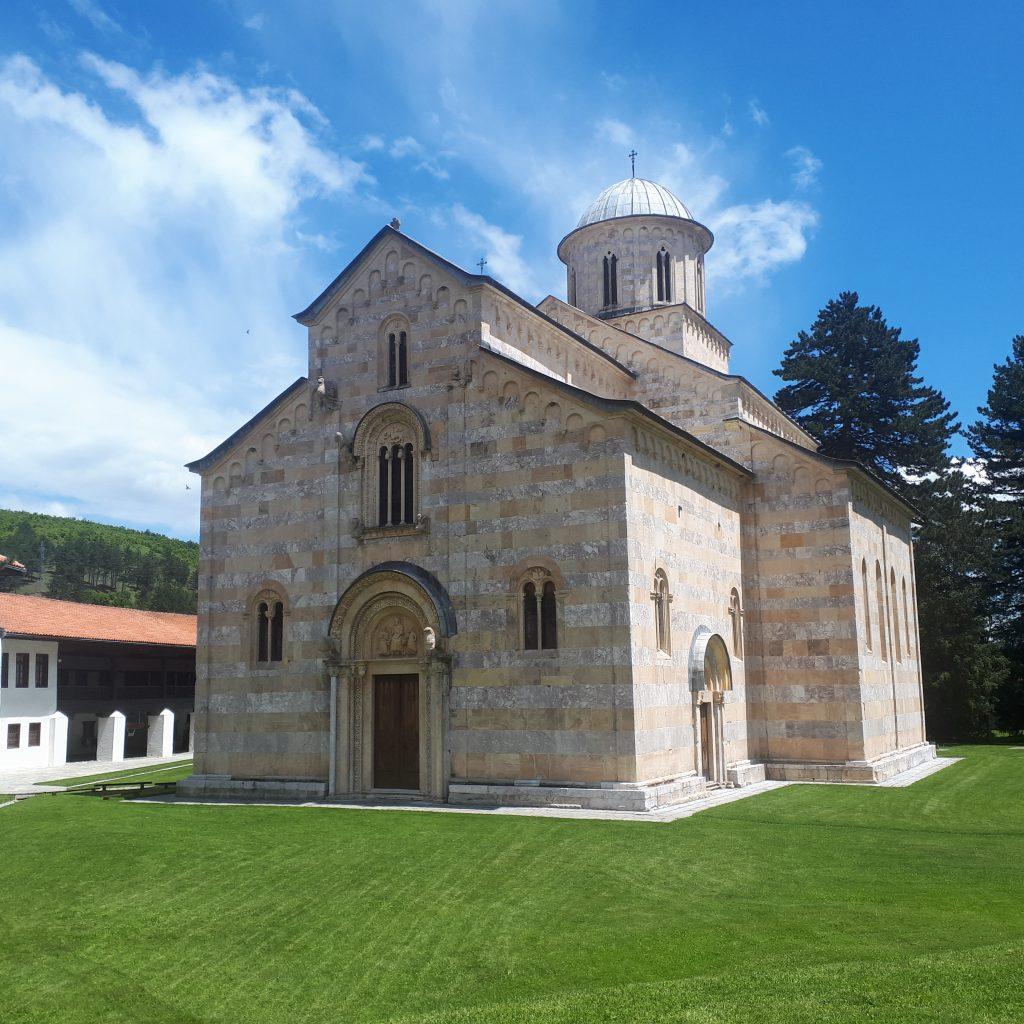 kosovo important landmarks
