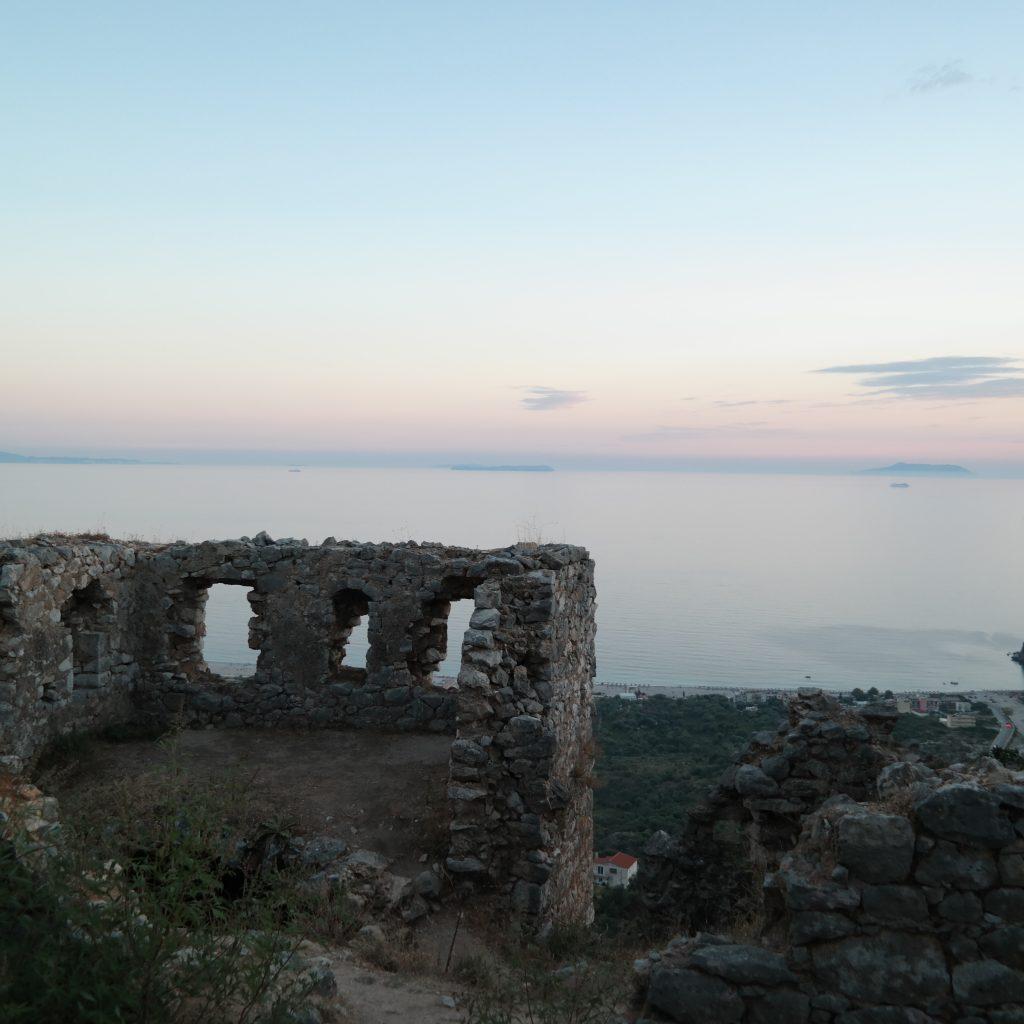 best castels in Albania