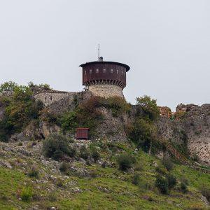 Tirana to Ohrid
