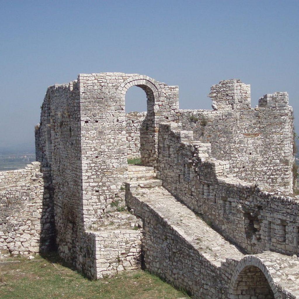 best castles in Albania