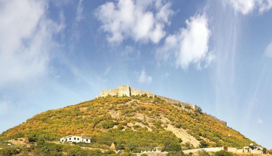 Castle of Lezhe