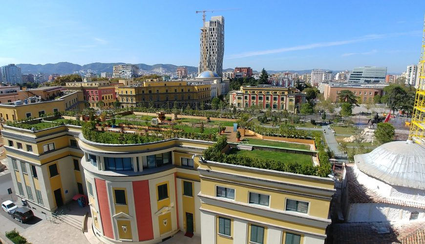Places to visit in Tirana