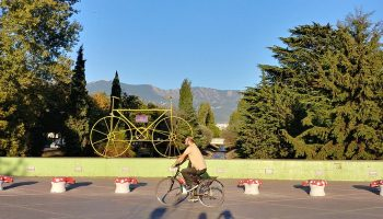 Rent a bike in tirana