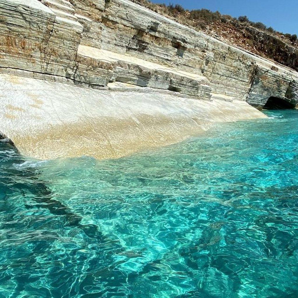 Albanian riviera beaches