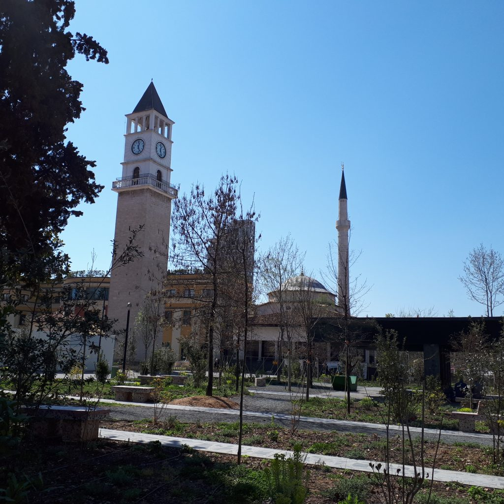 best places to visit in tirana
