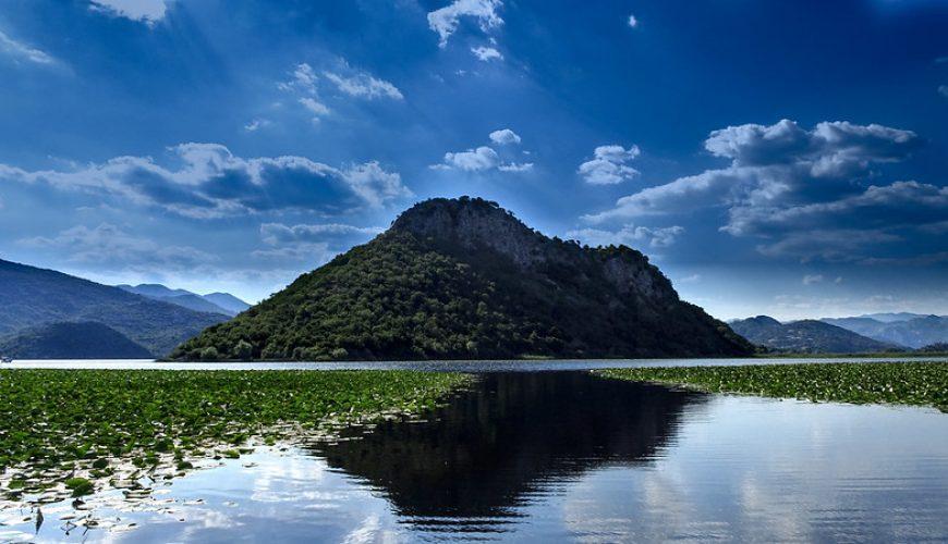 Kayak Lake Skadar